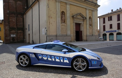 10 Fastest Police Cars In The World Top Criminal Justice Degrees