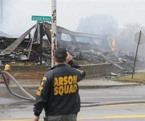 arson investigator